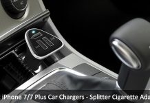 7 Best iPhone 7 Plus Car Chargers: Splitter Cigarette lighting Adapter
