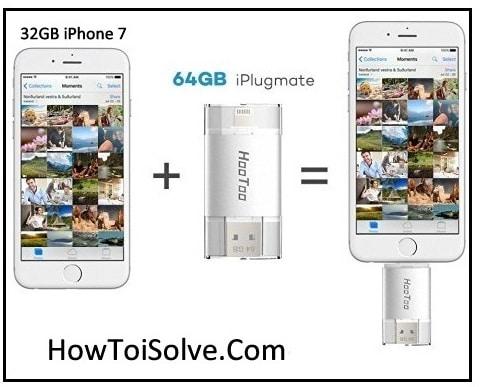iphone 7 hard drive