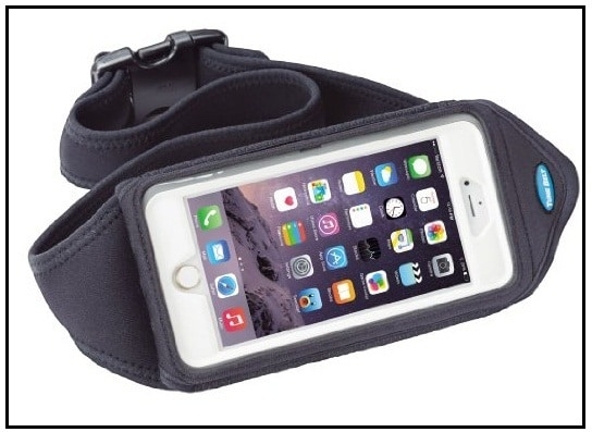 Best iPhone 7 running belt with case
