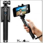 Best Selfie Stick iPhone 7 Plus/ iPhone 7/ iPhone X, iPhone 8 (Plus): Adjustable Clamp