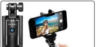 Spigen Selfie Stick for Apple iPhone 7 Plus