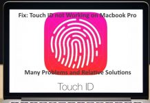 Touch ID not working on Macbook pro troubleshooting guide