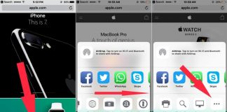 1 Use Extension from safari iphone and ipad