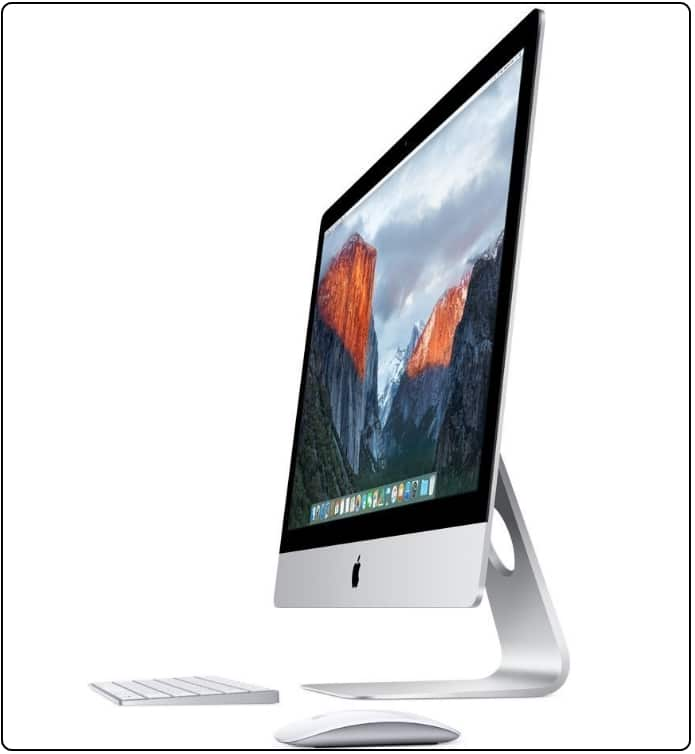 iMac deals on Christmas 2016