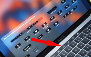 Customize/ Use Macbook Pro Touch Bar Explained: We Must Know features