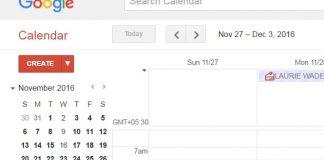 5 import iCloud Calendar to Google calendar ics file