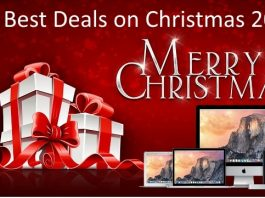Christmas Deals 2016 on iPhone, iPad, Macbook, iMac