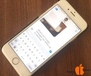 7 Delete iMessages on iPhone and iPad