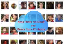 7 Keep photos on icloud but delete from iphone and ipad