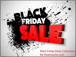 8 BlackFriday Deals on Apple Devices by Howtoisolve