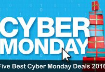 Five Best Cyber Monday Deals 2016: You Won't Get Again