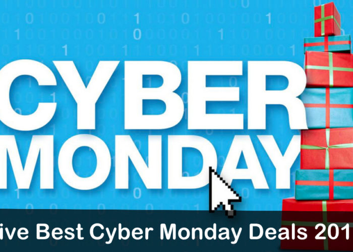 Five Best Cyber Monday Deals 2016: You Won't Get Again