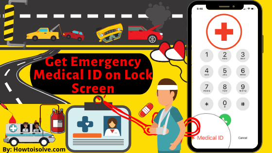 How to Update Medical ID from Lock Screen on iPhone