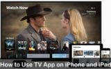 Use TV App on iPhone and iPad: iOS 10.2 or later