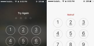 access medical ID from lock screen iOS 10 on iPhone