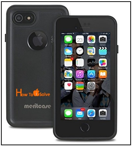 top iPhone 7 Waterproof Case 2016