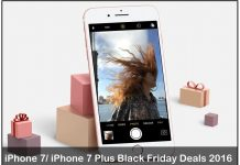 Best iPhone 7/ iPhone 7 Plus Black Friday Deals 2016