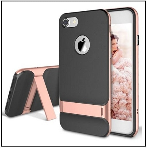 Trianium Offer Kickstand case with Holster Clip for iPhone 7