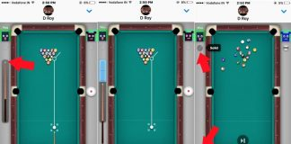 1 8 Ball pool chat and playing guide for iPhone