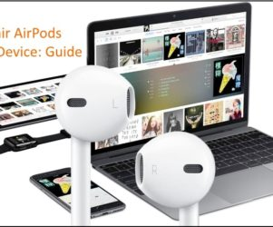 1 Airpods connect to iPhone iPad Apple Watch or Macbook iMac (1)