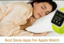 1 Best Sleep apps for Apple Watch 2017 list