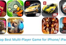 Best multiplayer game for iPhone and iPad