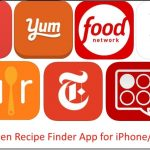Best kitchen Recipe Finder App For iPad/ iPhone 2017: USA