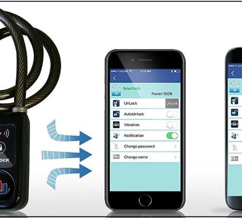 1 Nulock Keyless Bluetooth LOCK for iPhone