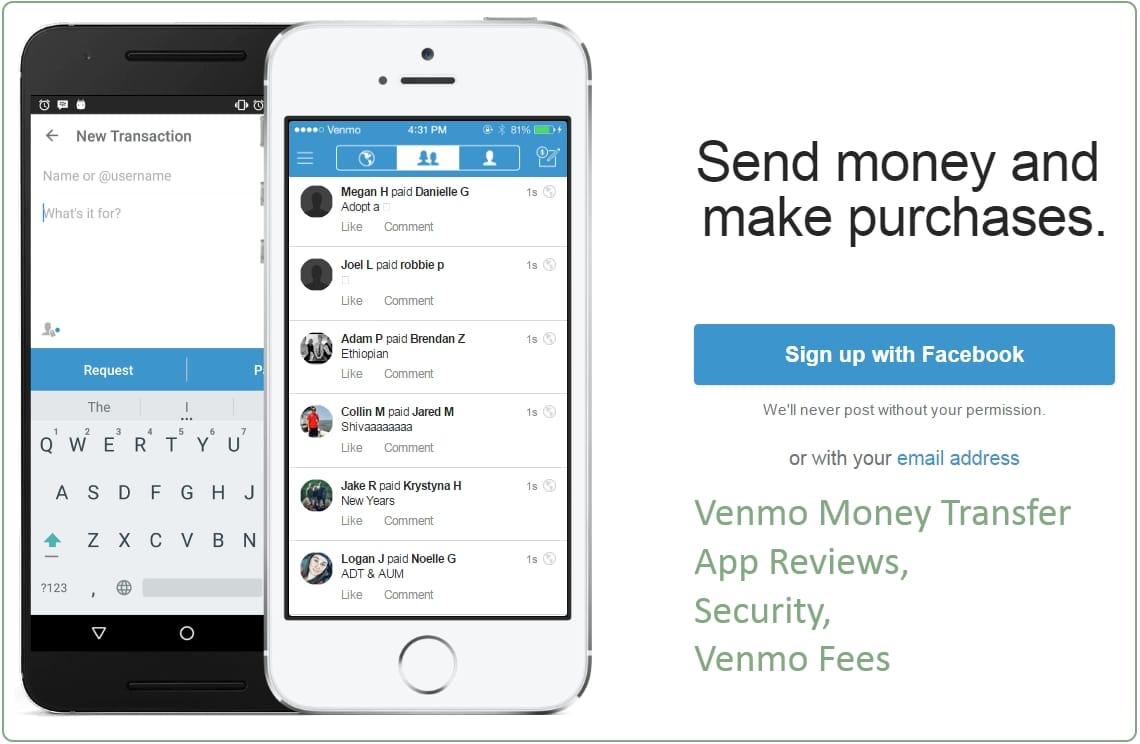 2 Venmo money transfer app for iOS device guide