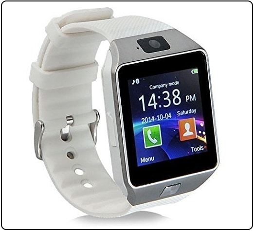 8 Camera smart watch for iPhone and iPad compatible
