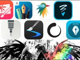 9 Best iPad drawing apps 2017