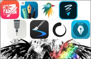 Top Best iPad Drawing Apps of 2018: Free, Pro Apps for Sketch, Graphics, Presentation