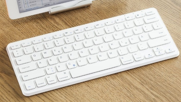 Anker Ultra Compact Alternative Apple magic Keyboard 2017