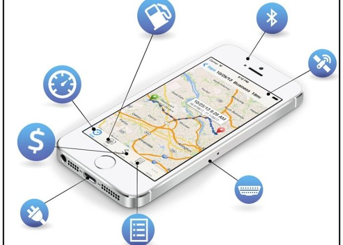 Best Mileage tracking Apps for iPhone 2016- 2017