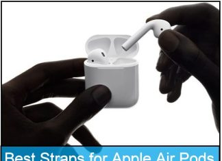 The Best Straps for Apple Air Pods 2016