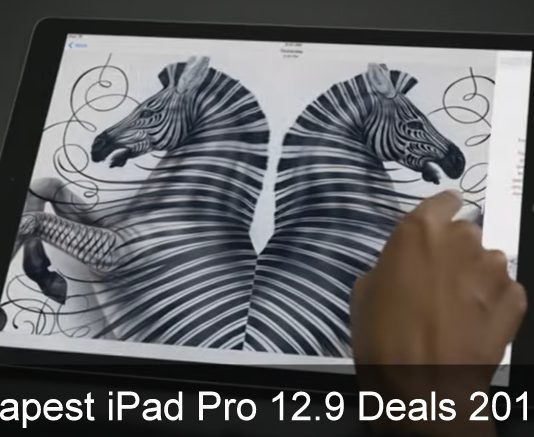 Cheapest iPad Pro 12.9 Deals 2016: Get Discount before Christmas