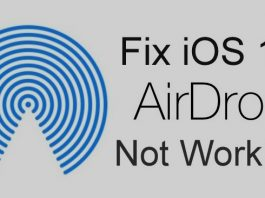 How to Fix iOS 10 AirDrop Not Working – iPhone 7, 7 Plus