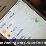 How to Safari not Working with Cellular Data in iOS 10 – iPhone, iPad