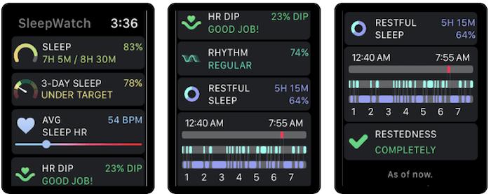Часы для сна Bodymatter