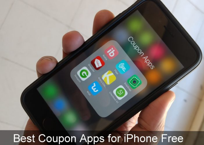 10 Best Coupon Apps for iPhone to save big Money 2017