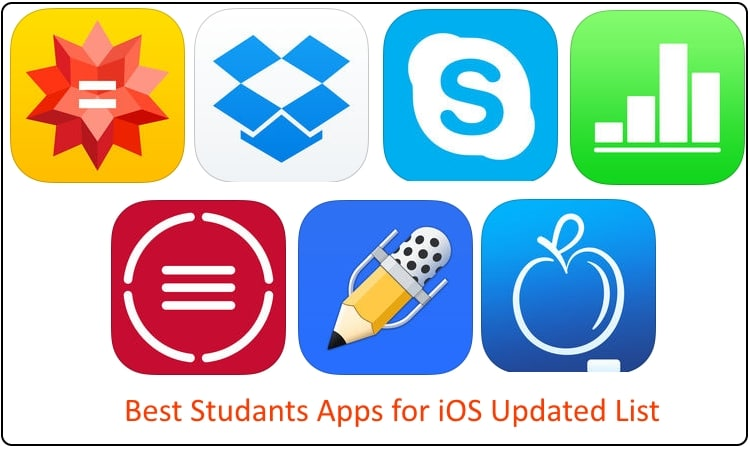 best college students apps 2017