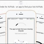 How to find lost airpods using iPhone, iPad Remotely