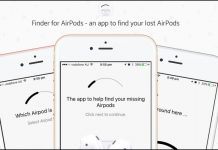 1 Find lost Airpods using iPhone via App