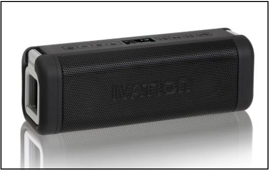 1 Ivation Wireless Bluetooth Speaker for iPhone