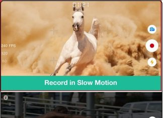 Convert or Edit Normal video in to Slow motion