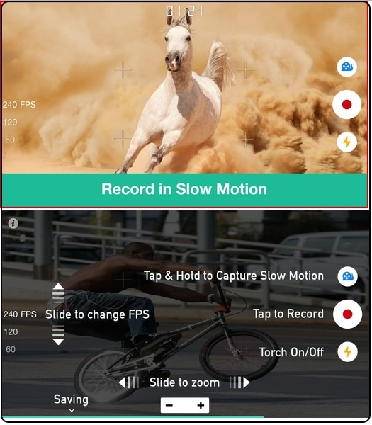 How To Make Normal Video In To Slow Motion On Iphone Ipad