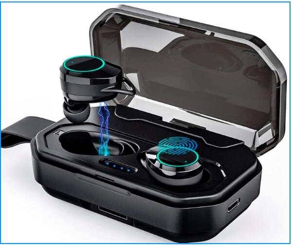 TWS Wireless Earbuds Charging Case