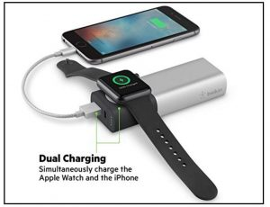 Best Apple Watch Series 2/ 3 Power banks: Beautiful designed Power Bank