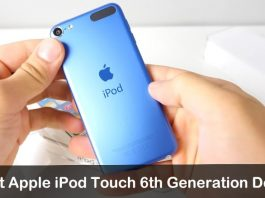 Music never Stop Playing Best iPod Touch 6th Generation Deals 2017