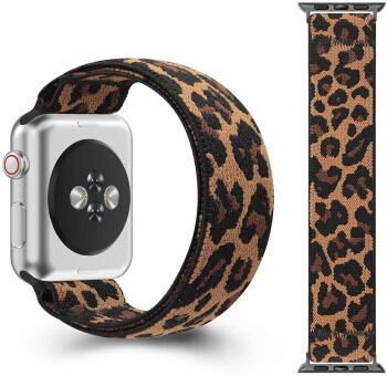 CreateGreat Apple Watch 4 3 2 1 Elastic Band